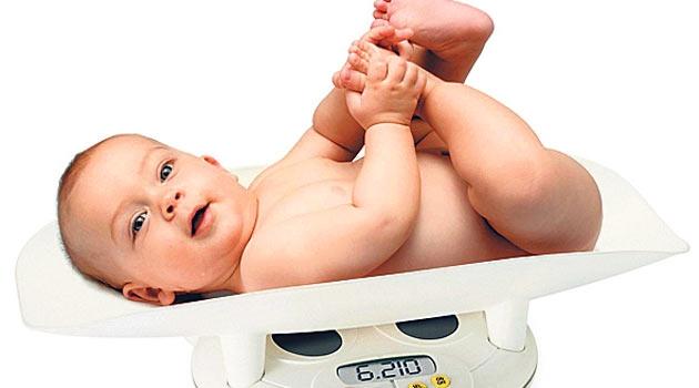 bebekler ayda kaç kilo almalı