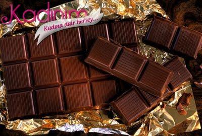 bitter çikolata faydaları