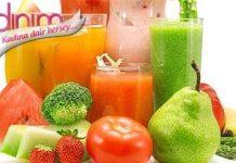 detoks meyve suları