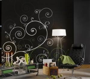 duvar kağıdı dekorasyon