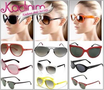 2011 yılı güneş gözlükleri