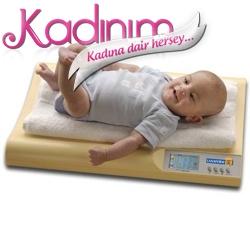 bebek kilosu