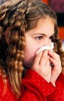 çocuklar grip