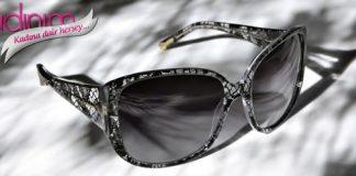 dantelli gözlük