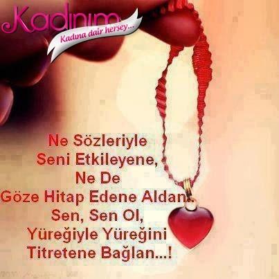 Güzel Aşk Mesajları