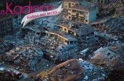 rüyada deprem