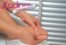 gebelikte ayak şişmesi