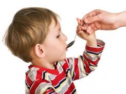 çocuklara ilaç içirmek