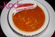 Ekşili Arap Çorbası