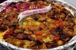 patlıcan tava kebabı
