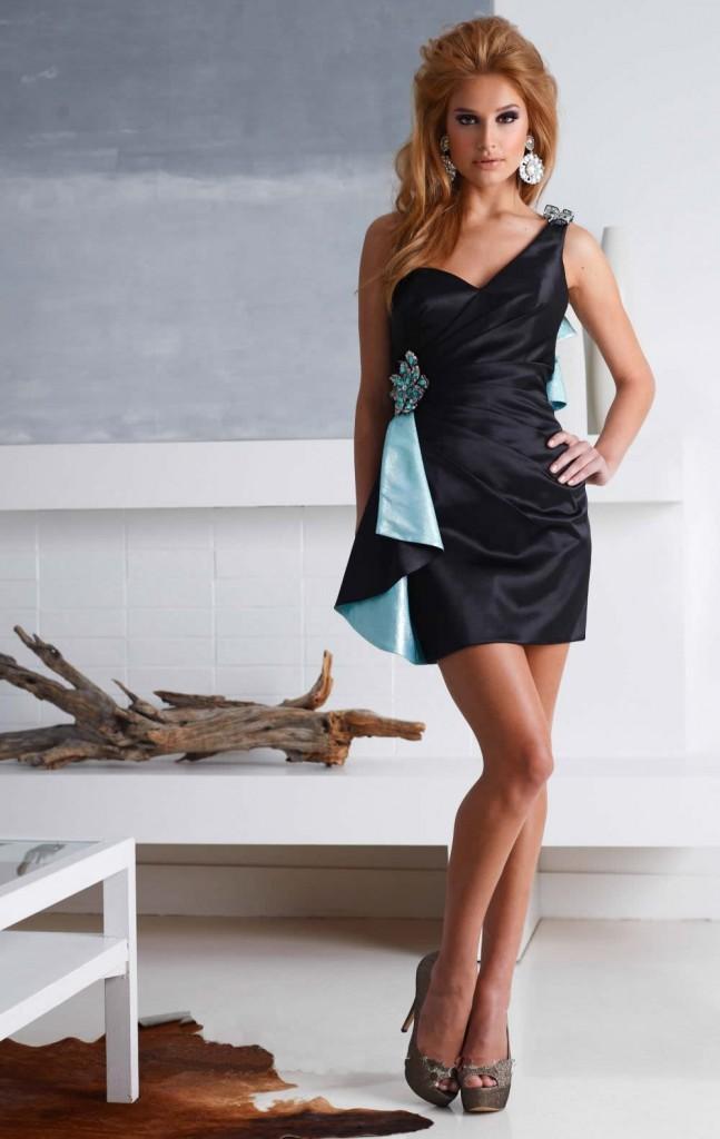 moda mini abiye modelleri