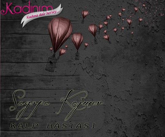 Sagopa Kajmer - Kalp Hastası Albüm Kapağı