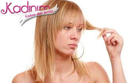Sağlıksız Saçlar İçin Öneriler