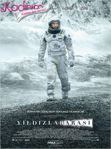 Yıldızlararası Film Afişi