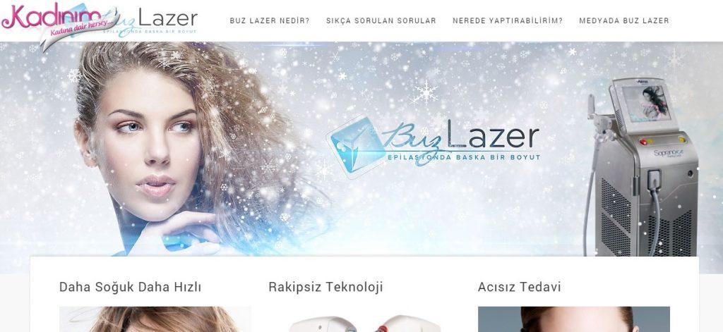 Buz-Lazer