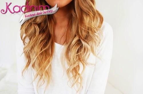 Saç Rengi Açma