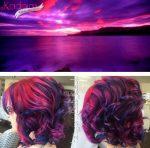 2016 Saç Trendi Galaksi Renkleri (1)