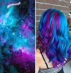 2016 Saç Trendi Galaksi Renkleri (15)