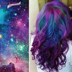2016 Saç Trendi Galaksi Renkleri (5)