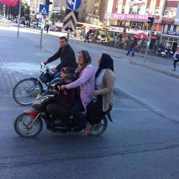 Adana da sıradan bir gün