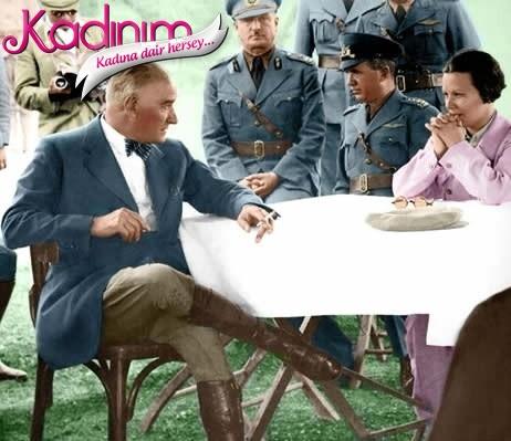 Atatürk'ün Kadınlar İçin Söylediği Sözler (2)