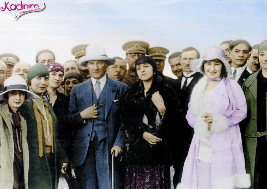 Atatürk'ün Kadınlar İçin Söylediği Sözler 2