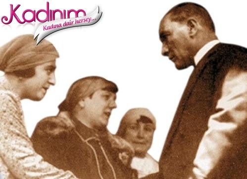 Atatürk'ün Kadınlar İçin Söylediği Sözler (3)
