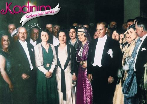 Atatürk'ün Kadınlar İçin Söylediği Sözler (7)