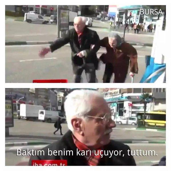 Bursa'da sıradan bir gün
