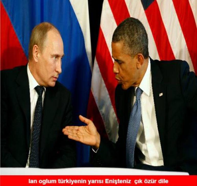 Rus Uçağı Düşürüldükten Sonra Yapılan Capsler (14)