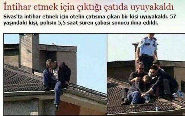 Sivas'ta sıradan bir gün