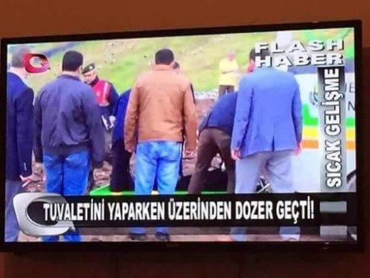 Türkiyede sıradan bir gün