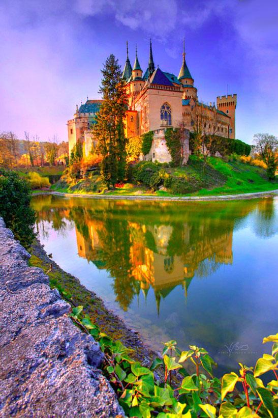 Bojnice-City-Slovakia