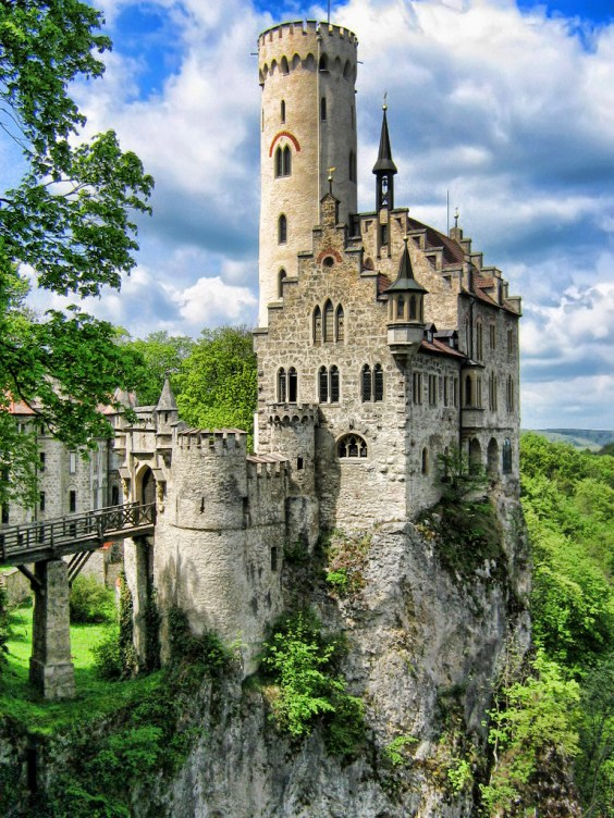 Lichtenstein-Castle-Germany